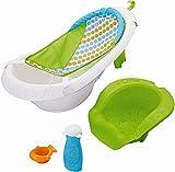 WonderKart® 4-Stage Newborn to Toddler Baby Bath tub – 0 Months to 9+ Months