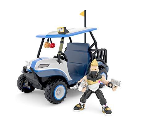 Fortnite 63554 - Figura Decorativa de vehículo Todo Terreno Kart y Dr