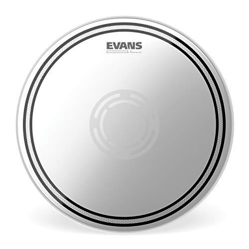 Evans Peau de caisse claire Evans EC avec point inversé, 14 pouces