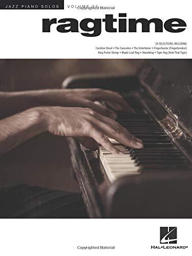 Ragtime: Jazz Piano Solos Series Volume 55