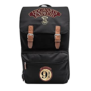 ABYstyle Harry Potter Rucksack Hogwarts Express für Adulti, 33 x 50 x 17 cm, ABYBAG288