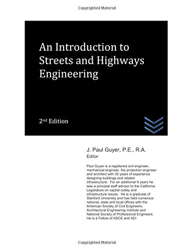 An Introduction to Streets and Highways Engineering