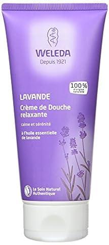 Weleda Crème Douche Lavande 200 (Lavanda Body Wash)
