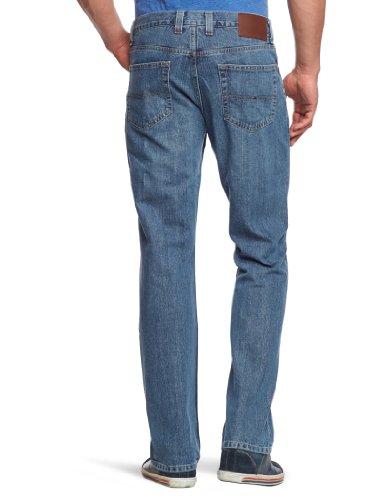 Tommy Hilfiger Herren Jeans Normaler Bund MADIOSN LIGHT STONE WASH 0867802701 Blau (470 Light stone Wash)