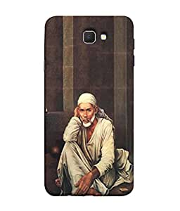 PrintVisa Designer Back Case Cover for Samsung On7 (2016) New Edition For 2017 :: Samsung Galaxy On 5 (2017) (Babasai Auspicious Idol Colourful Indian Ancient Beautiful Artistic)