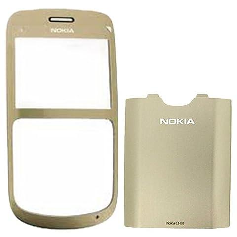 Coque Nokia C3 - Nokia C3–00Original Coque supérieure avant boîtier de