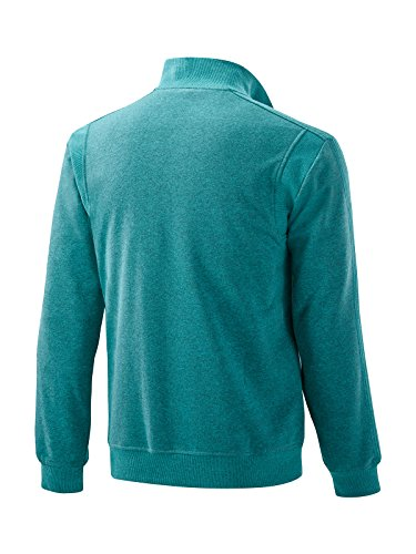 Michaelax-Fashion-Trade -  Giacca sportiva - Basic - Uomo Caribic Blue Melange (31125)