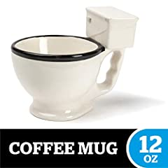 Idea Regalo - BigMouth Inc Tazza a Forma di WC