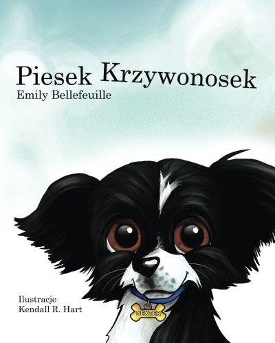 Piesek Krzywonosek por Emily Nicole Bellefeuille