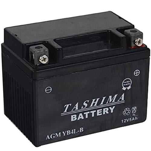 Batería plomo resistente agua 12 V gel/agm 5 Ah -
