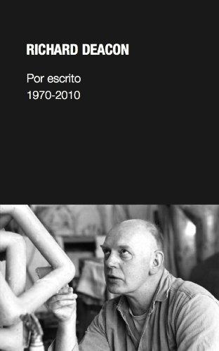 Por escrito. 1970-2010