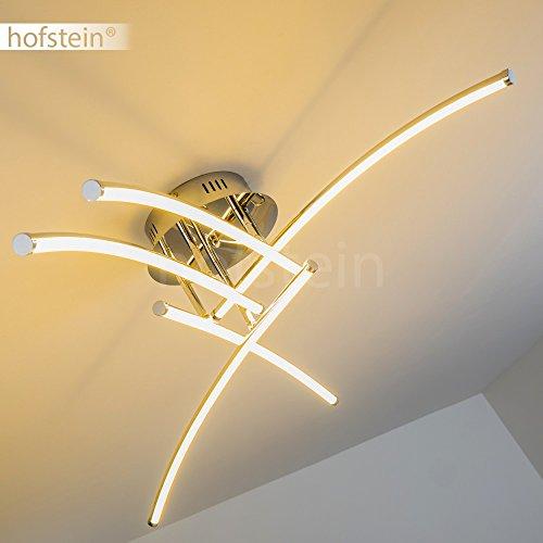 Plafoniera Led Orillia Lampada Da Soffitto Design Moderno Barre