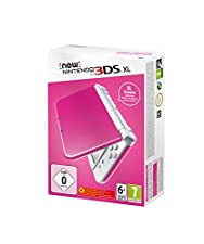 New Nintendo 3DS - Consola XL, Color Rosa