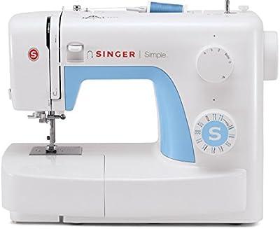 Singer Simple 3221 - Máquina de coser (21 programas)