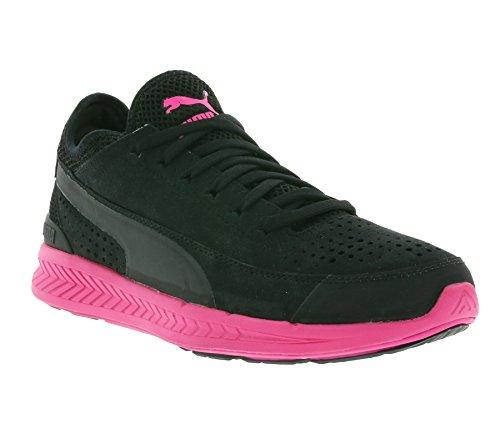 Puma Ignite Schuhe Schwarz Damen Sock Sneaker STFSp