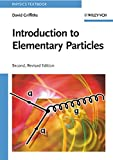 Introduction to Elementary Particles - David Griffiths