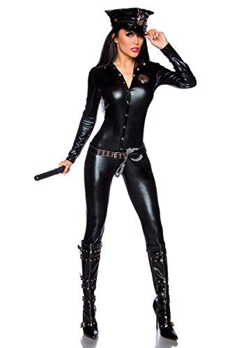 Sexy Outfit Polizei Frauen Halloween Kostume 2019