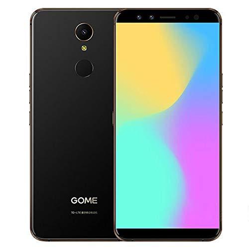 Handy ohne Vertrag, Smartphone mit Iriserkennung GOME U7 Mini 5,47 4 + 64 GB F16.0MP R13.0MP Handy mit Fingerprint Reader