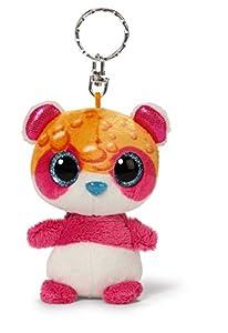 NICI 40435-doos Bubble Panda gingsgungs Llavero, 9cm