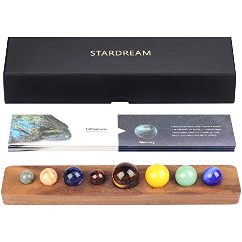 Sonnensystem-Modell für Geographie-Lehrer, acht Planeten, pädagogisches Modell, Anschauungsmodell für den Schreibtisch - Schreibtisch Lehrer Geschenke