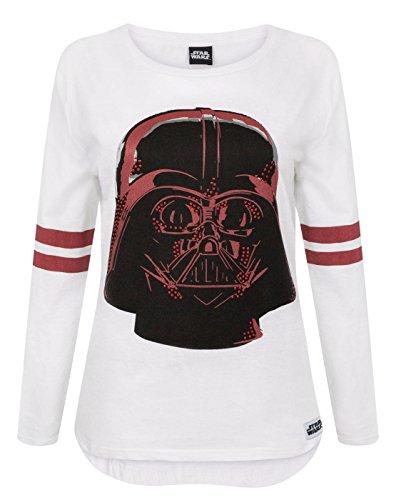 Vanilla Underground Star Wars Darth Vader Women's Long Sleeve Top (S)