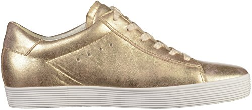 Gabor 66.445 Damen Sneakers Gold