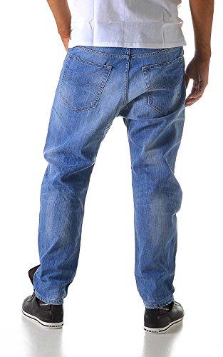Diesel NARROT 0826D L.34 Blau Jeans