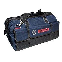 Bosch Professional 1600A003BJ Werkzeugtasche Gr.M Schwarz, Blau