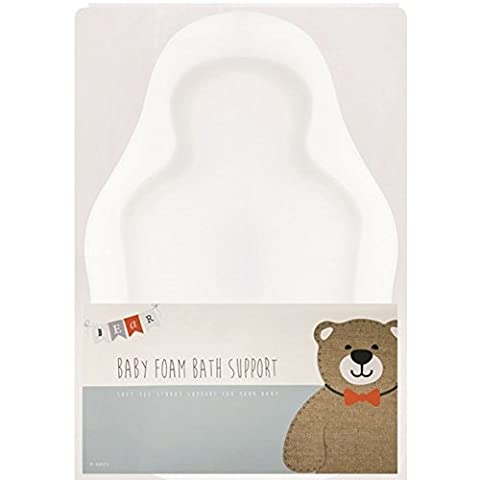 Baby Foam Bath Support Bathing Sponge Cleaning Soft Body Support