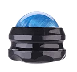Blue : Body Massage Relaxation Ball Various Color Soothing Body Physical health movement Resin Relax Manual Health Massage Roller Ball