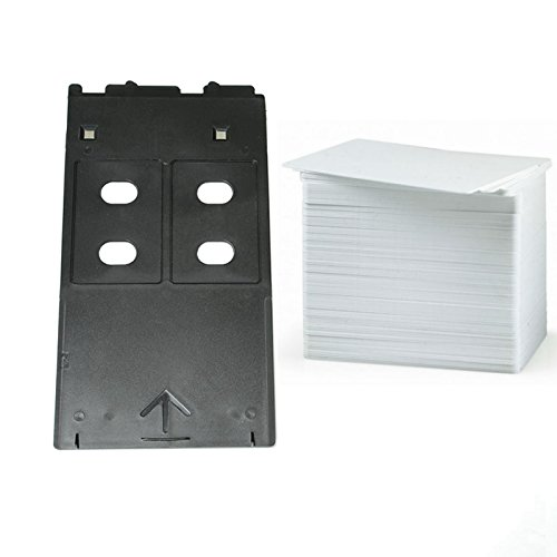 Emore inkjet PVC Cards kit con vassoio per Canon ip.MG, MP Series stampante a getto d' inchiostro