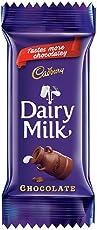 Cadbury Dairy Milk Chocolate, 12g (Pack of 50)