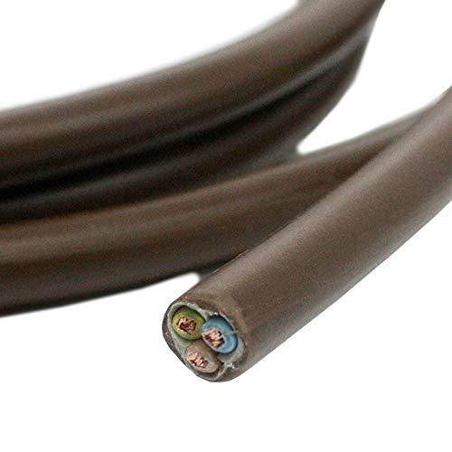 Schlauchleitung 3x0,75 mm²
