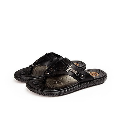 Uomo Slippers & Estate Comfort Light Suole PU all'aperto scarpe casual Tallone piano d'acqua Sandali sandali US9.5 / EU42 / UK8.5 / CN43