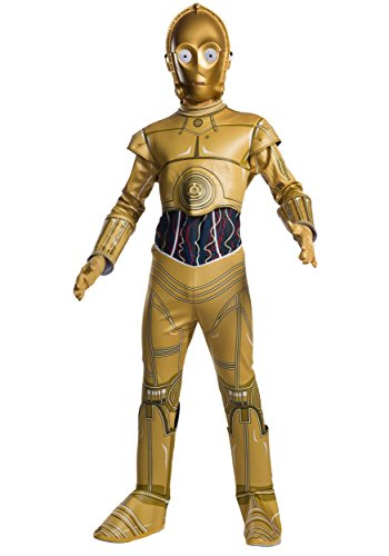 ild C-3PO Fancy Dress Costume Medium (C3po Kostüm)
