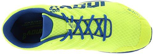 INOV8 F-Lite 192 Scarpa da Fitness Uomo Giallo/Blu