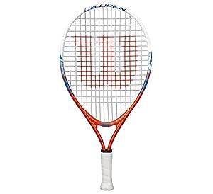 Wilson Tennis Racket for Kids, All Courter, US Open, White/Blue Review 2018