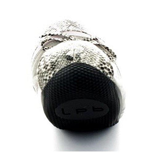 Ballerines Les P'tites Bombes Caprice Serpent Gris Gris