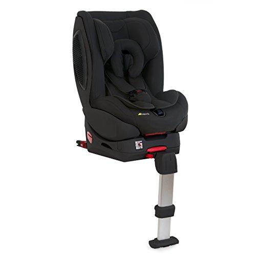 Hauck 4007923609163 Reboard-Kindersitz Varioguard Plus inklusive Isofix Basis, schwarz