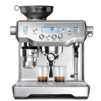 Gastroback 42640 Libera installazione Automatica Macchina per espresso 2.5L Acciaio inossidabile macchina per caffè