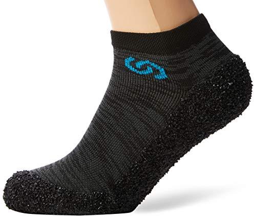 the latest b007d 490ea Skinners Sock Shoes Metal Grey
