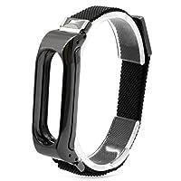 Nueva pulsera ligera de acero inoxidable de moda Correa de reloj inteligente Xinan Para Xiaomi MI Band 2 de Xinxinshidai
