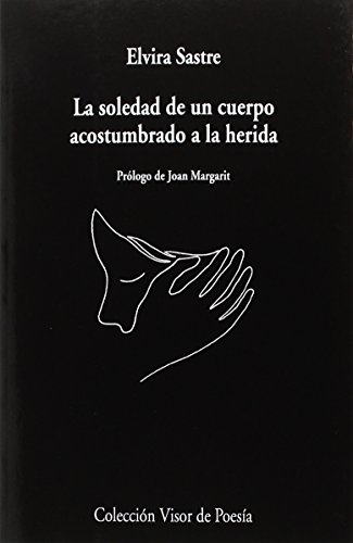 La soledad de un cuerpo acostumbrado (visor de Poesía) por Elvira Sastre