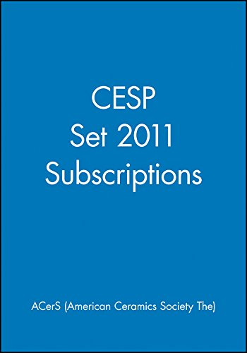 cesp-set-2011-subscriptions-ceramic-engineering-and-science-proceedings-hardcover