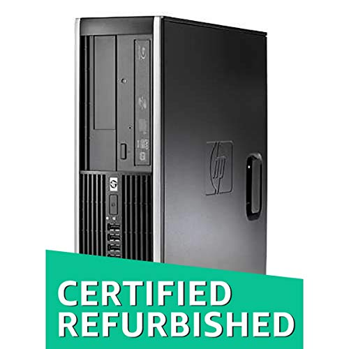 (Certified REFURBISHED) HP Elite 6300 Desktop (3rd Gen Core i5/4GB/500GB/Windows 7 OEM COA/Integrated Graphics), Black/Silver