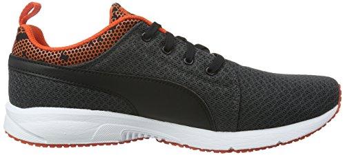 Puma Carson Runner Night Camo, Sneakers da Bambini Nero (Dark Shadow-Puma Black 01)