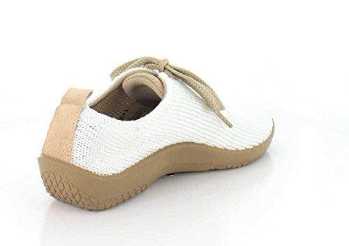 Arcopedico Femme Ls 1151 Tissu Blanc Chaussures