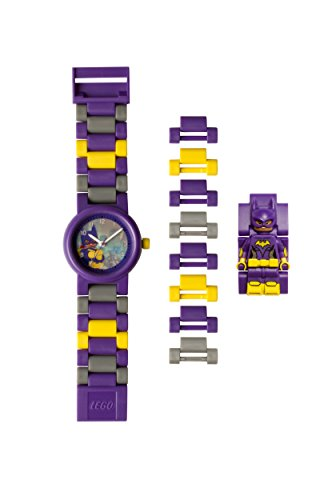 Lego 0844 - Batgirl Buildable Kinderuhr - Batman Movie Toy - DC Comics von Gotham