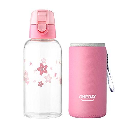 Un día qsb60181-350ml respetuoso con el medio ambiente botella de