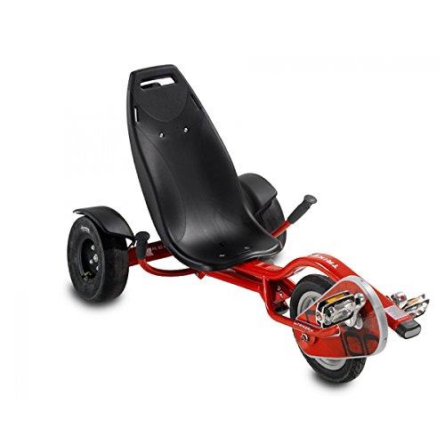 Gokart / Balance Bike / Dreirad EXIT Triker Pro 100 rot (Pro Trike)